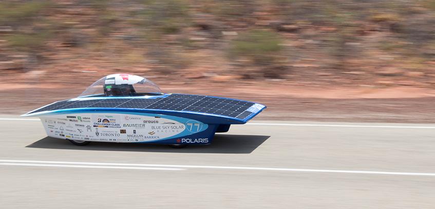 Solar car blog