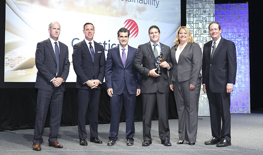 Cisco Sustainability Award